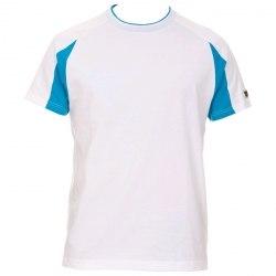 Футболка Arena Mens M ESSENCE TEE INSERTS White,Turquoise Arena 1D113-18