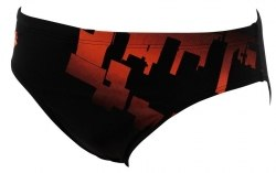 Плавки Arena Mens M SKYSCRAPER BRIEF black Arena 20357-50
