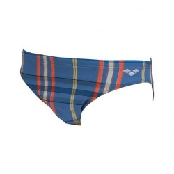 Плавки Arena Mens ALINGHI MID BRIEF rebel_blue Arena 16929-81