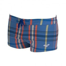 Плавки Arena Mens ALINGHI LOW WAIST SHORT rebel_blue Arena 16930-81