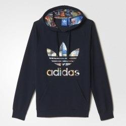 Толстовка Adidas Mens Bts Hoodie Adidas AY7795
