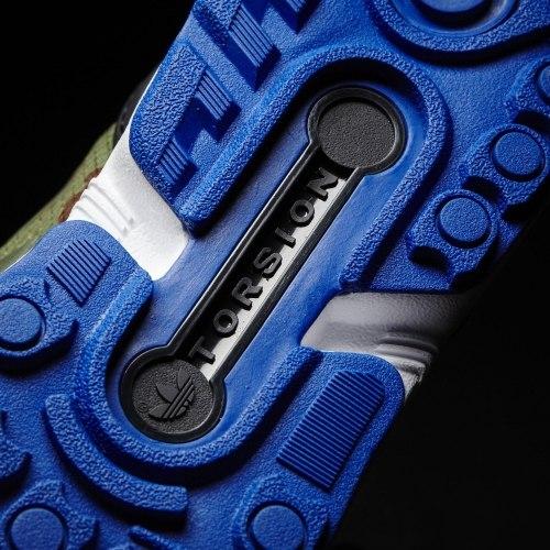 Кроссовки Mens Zx Flux Adidas S32272 (последний размер)