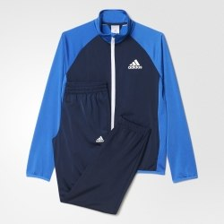 Спортивный костюм YB TS ENTRY CH Kids Adidas AX6328
