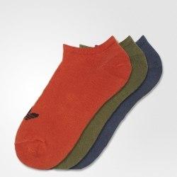 Носки Adidas Trefoil Liner Adidas AY8704