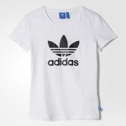 Футболка Womens Trefoil Tee Adidas B36947 (последний размер)