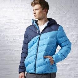 Куртка утепленная Mens Blue Haze Reebok AP3047