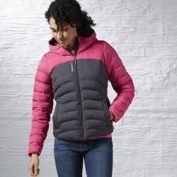 Утепленная куртка Womens Downlike Jacket Reebok AX9158 (последний размер)