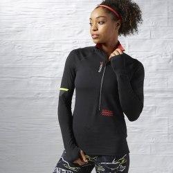 Худи Womens ONE Series Running 1/4 Zip Top Reebok S94277