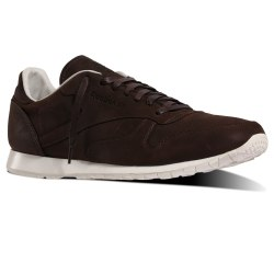 Кроссовки Reebok Mens Classic Leather Lux Premium Wearability Reebok BD2920