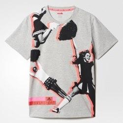 Футболка Womens Cheerleader Tee Adidas AP5805 (последний размер)