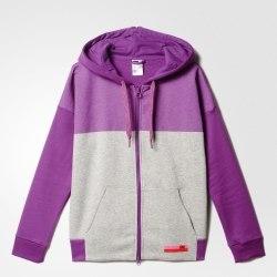 Худи Womens Zip Hoody Adidas AP6162