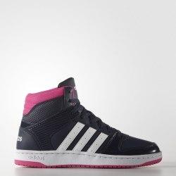 Кроссовки VS HOOPSTER MID W Womens Adidas AW4763
