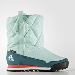 Ботинки CW SNOWPITCH SLIP-ON K Kids Adidas AQ6569