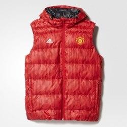 Жилетка MUFC DOWN VEST Mens Adidas AY2790