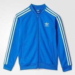 Толстовка J SUPERSTAR TOP Kids Adidas S96110