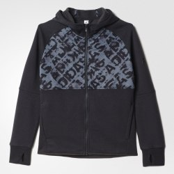 Толстовка Adidas Kids Yb Aa Hlg Fz Adidas AX6437
