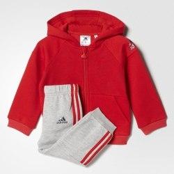 Костюм спортивный I MM MANU FZ HD Kids Adidas AY6019 (последний размер)