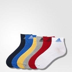 Короткие Kids носки Per Ankle T 6pp Adidas AY6416