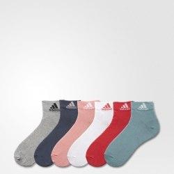 Короткие Kids носки Per Ankle T 6pp Adidas AY6425