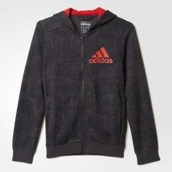 Толстовка Kids Yb Ess Aop Fz H Adidas AY8209 (последний размер)
