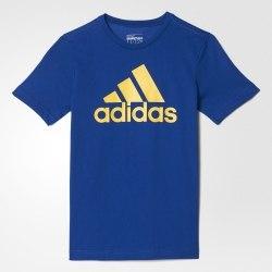 Футболка Adidas Kids Yb Ess Logo Tee Adidas AY8253
