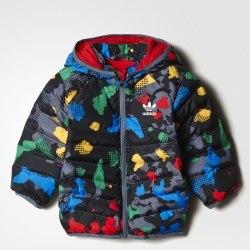 Куртка Adidas I YWF MIDSJACKE Kids Adidas AZ5587