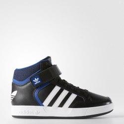 Кроссовки Adidas высокие Kids Varial Mid J Adidas B27429