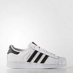 Кроссовки SUPERSTAR FOUNDATION C Kids Adidas BA8378