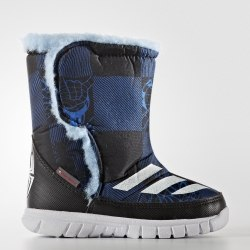 Сапоги Adidas Marvel Spider-Man Mid I Kids Adidas BB5459
