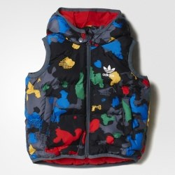 Жилетка Adidas I YWF VEST Kids Adidas S95930