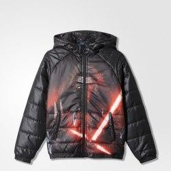 Куртка Adidas утепленная Kids J Sw Vil Jkt 3 Adidas AI6958