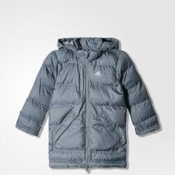 Пуховик Adidas утеплённый Kids Yb J Sdp Parka Adidas AO0952