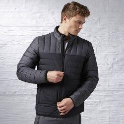 Куртка FM PADDED COLLAR JKT Mens Reebok AX9041 (последний размер)