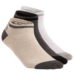 Короткие Reebok носки Cl Inside 3p Socks Reebok AY2763