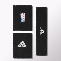 Два Adidas напульсника Nba Wb+Hb Adidas G68791