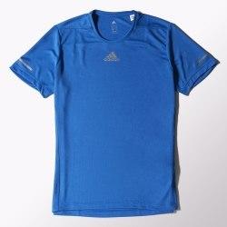 Футболка Adidas Mens Run Tee M Adidas S03012