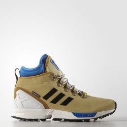 Кроссовки Adidas утепленные Mens Zx Flux Winter Adidas S82930