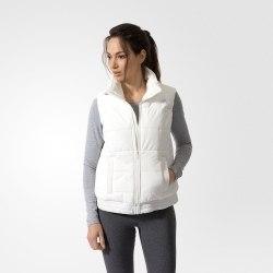 Куртка Adidas утеплённая Womens Ess Padded Vest Adidas AY1741