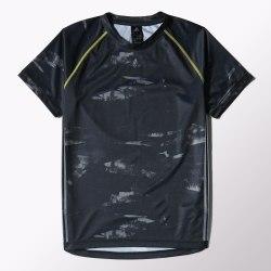 Футболка Adidas Mens Base 3s Tee Adidas S19662