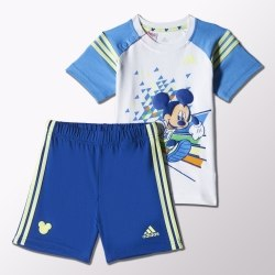 Костюм Adidas Kids To Dy Mic S Set Adidas S22055