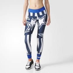 Леггинсы PRINT TIGHT Womens Adidas AP6183