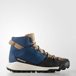 Обувь Adidas треккинговая Mens CW WINTERPITCH MID CP Adidas AQ6573