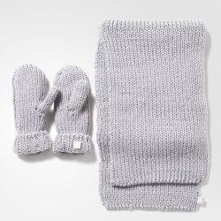 Комплект (шарф+варежки) SCARF+GLOVE Womens Adidas AY9042