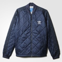 Куртка Adidas QUILTED SST Mens Adidas AY9143
