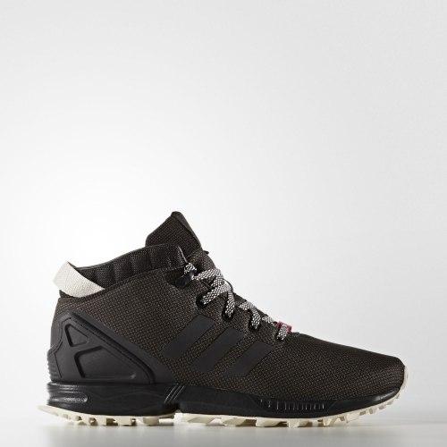Кроссовки высокие Mens ZX FLUX 5|8 TR Adidas S79741 (последний размер)