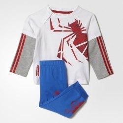 Костюм спортивный TO DYQ SM LSET Kids Adidas AY6042