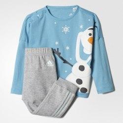 Костюм спортивный TO DYQ OLAF LS Kids Adidas AY6049