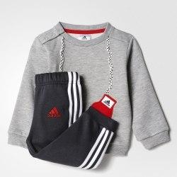 Костюм Adidas спортивный Kids I ST FUN CREW J Adidas AY6123