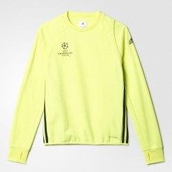 Джемпер Adidas футбольный Kids UCL TR TOP Y Adidas AZ1858
