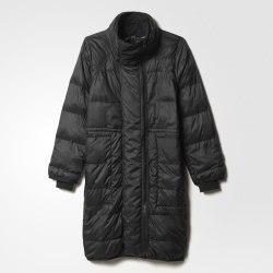 Пальто Adidas утепленное Womens ESS LNG PAD JKT Adidas AX7111